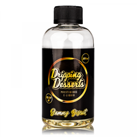 Dripping Desserts Jammy Biscuit 0mg 200ml Short Fill E-Liquid