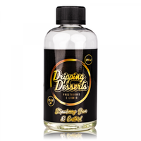 Dripping Desserts Strawberry Jam & Custard 0mg 200ml Short Fill E-Liquid