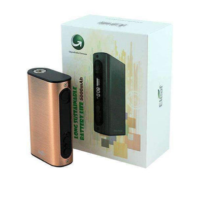Eleaf Istick Power 80W Tc 5000 Box Mod With Battery - Bronze - Mod