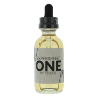 Experiment One E-Liquid by Teleos 50ml Short Fill