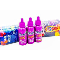Fantasi Mix Mango Grape Ice 50Ml Short Fill - 0Mg - Nic Shots