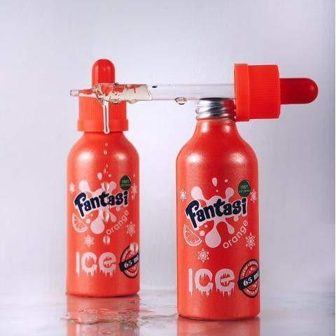 Fantasi Orange Ice 65ml Short Fill - 0mg