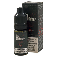 Flawless The Saltfather: Barasi Berry 20mg 10ml Nic Salt E-Liquid