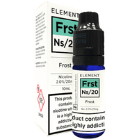 Frost Nic Salt by Element 10ml - Nic Salts