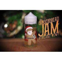 Ginger Bread Jam By Just Jam 0Mg Short Fill - 80Ml - Nic Shots