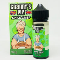 Granny's Pie Apple Crisp 100ml Short Fill - 0mg