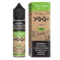 Green Apple by Yogi Farms 50ml Short Fill