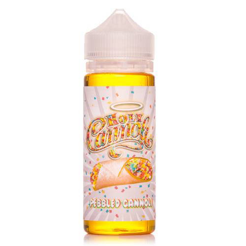 Holy Cannoli Pebbled Cannoli 0mg 100ml Short Fill