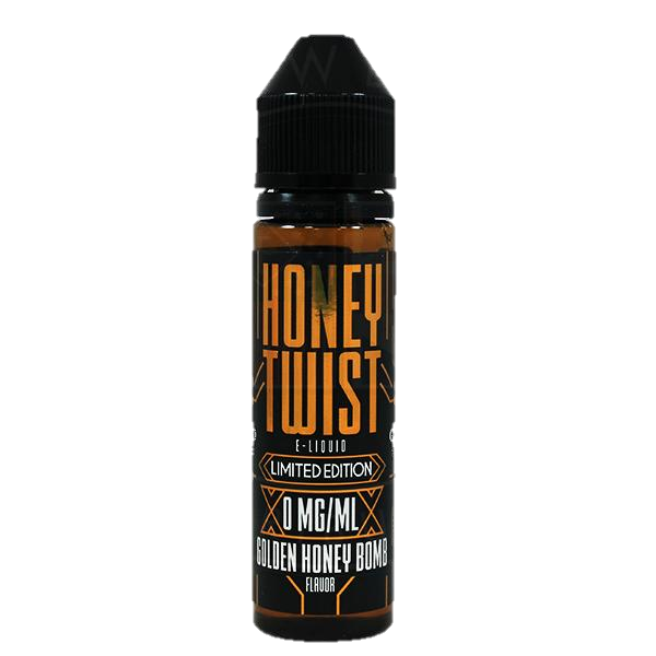 Twist E Liquid Golden Honey Bomb E-liquid 50ml Short Fill