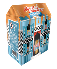 House Of Pancakes Original E-Liquid by Dough Bros 100ml Short Fill