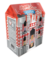 House Of Pancakes Just Jam E-Liquid by Dough Bros 100ml Short Fill