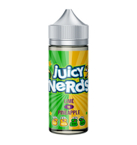 Lime vs Pineapple by Juicy Nerds 100ml Short Fill