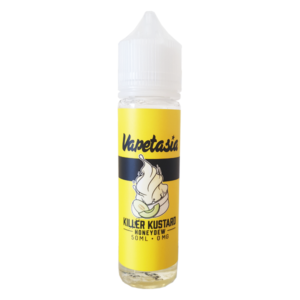 Killer Kustard Blueberry 50ml by Vapetasia Short Fill