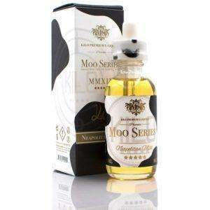 Kilo Premium E-liquids Moo Series: Neapolitan Milk 50ml Short Fill