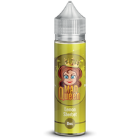 Lemon Sherbet E-Liquid by Mad Queen 50ml Short Fill
