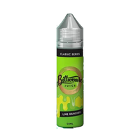 Lime Rancher by Billionaire Juice Classic Series 50ml Short Fill