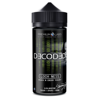 Decoded - Loch Ness E-liquid by Premium Labs 100ml Short Fill