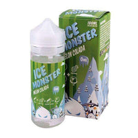 Melon Colada By Ice Monster 0mg Short Fill - 100ml