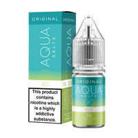 Marina Vape Aqua: Mist Nic Salt 10ml 20mg