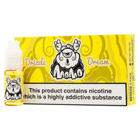 Drizzle Dream E-Liquid By Momo 10ml Best before 06/19 - TPD Compliant E-Liquid