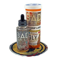 Ugly Butter E-Liquid by Bad Drip 50ml Short Fill