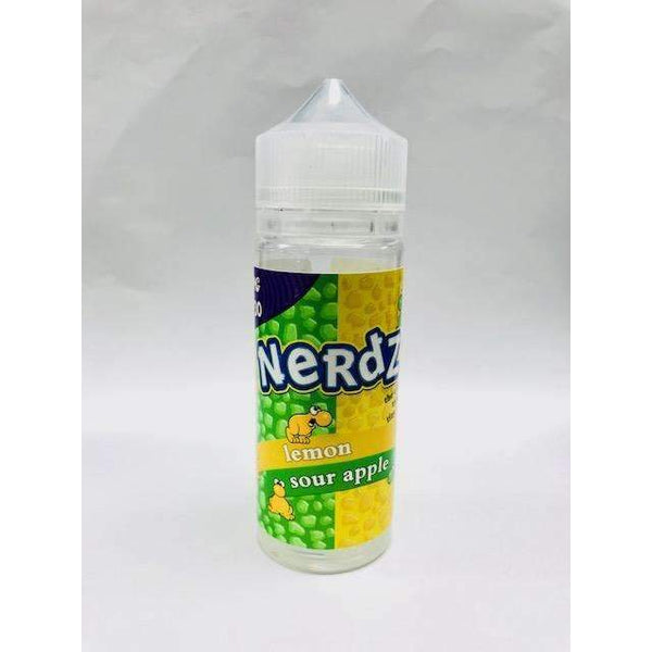 Nerdz Lemonade Sour Apple 80ml Short Fill - 0mg - Nic Shots