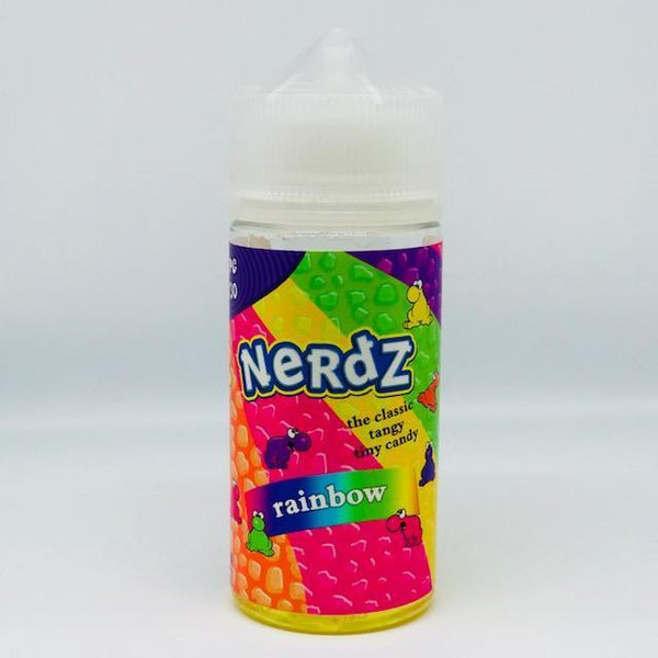 Nerdz Rainbow 80ml Short Fill - 0mg