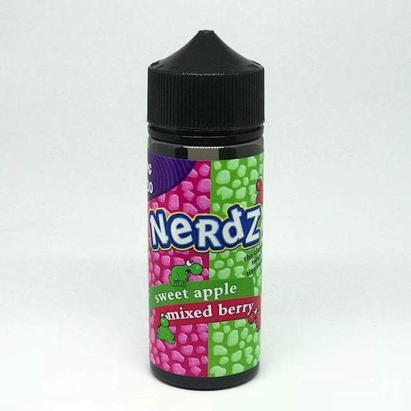 Sweet Apple E-Liquid by Nerdz 100ml Short Fill