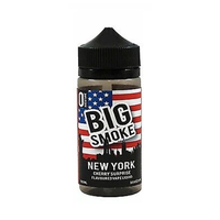 New York By Big Smoke 100ml Short Fill