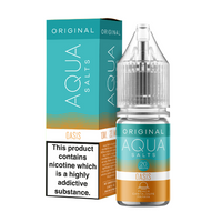 Marina Vape Aqua: Oasis Nic Salt 10ml 20mg