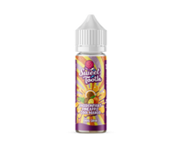 Passion Fruit Pineapple Cool Mango E-Liquid by Sweet Tooth 50ml Short Fill