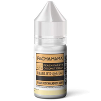 Pacha Mama Aroma Peach Papaya Coconut Cream by Charlie's Chalkdust 30ml