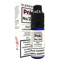 Pink Lemonade  Nic Salt by Element 10ml