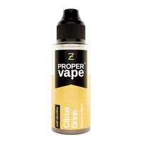 Citrus Drink  E-Liquid by Zeus Juice - Short Fills UK