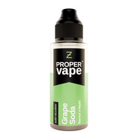 Grape Soda  E-Liquid by Zeus Juice - Short Fills UK