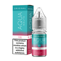 Marina Vape Aqua: Pure Nic Salt 10ml 20mg