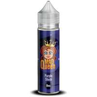 Purple Slush E-Liquid by Mad Queen 50ml Short Fill