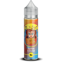 Rainbow Sherbet E-Liquid by Mad Queen 50ml Short Fill