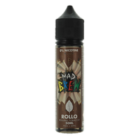 Mad Brew Rollo E-liquid by Flawless 50ml Short Fill