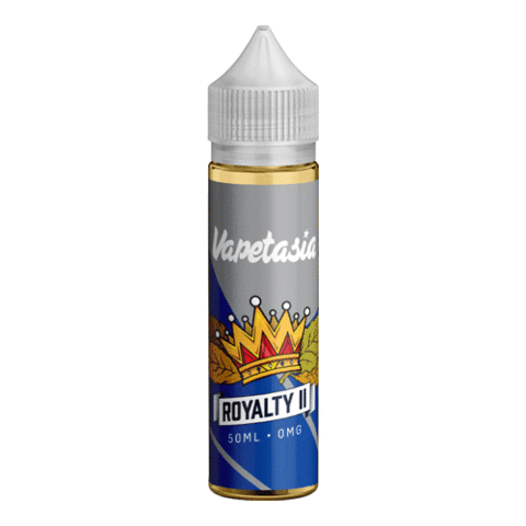 Vapetasia Royalty II 0mg Short Fill - 50ml