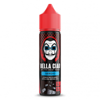 Sergio E-Liquid by Bella Ciao - Short Fills UK