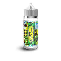 Sour Apple Refreshers on Ice E-liquid by Strapped Short Fill