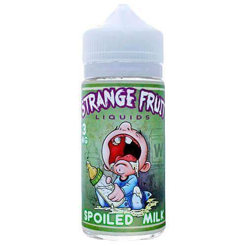 Strange Fruit Spoiled Milk 0mg Short Fill - 80ml