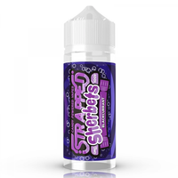 Blackcurrant Sherbet E-Liquid by Strapped - Short Fills UK
