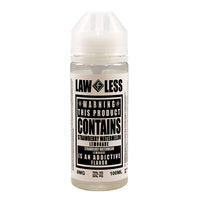 Warning - Strawberry Watermelon Lemonade E-liquid by Law Less 100ml Short Fill - Short Fills