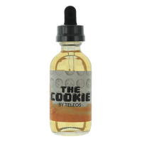 The Cookie E-Liquid by Teleos 50ml Short Fill
