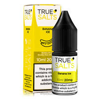True Salts Banana Ice 10ml Nic Salt