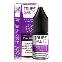True Salts Blackcurrant A Menthol 10ml Nic Salt