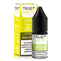 True Salts Cloudy Lemonade 10ml Nic Salt