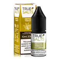 True Salts Menthol Tobacco 10ml Nic Salt
